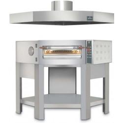 Купить печь на дровах или электрическую пицце печь?