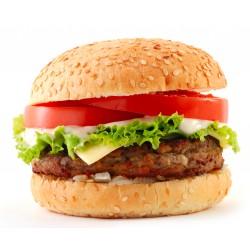 Вкусный гамбургер на вес золота