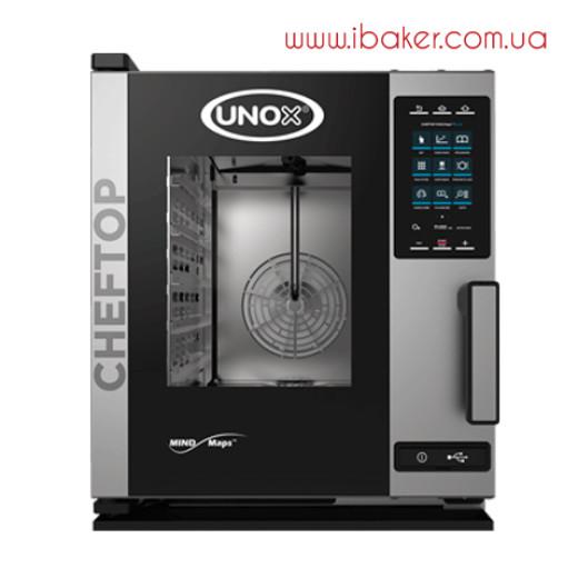 Пароконвекционная печь Unox XECC-0523-EPR COMPACT