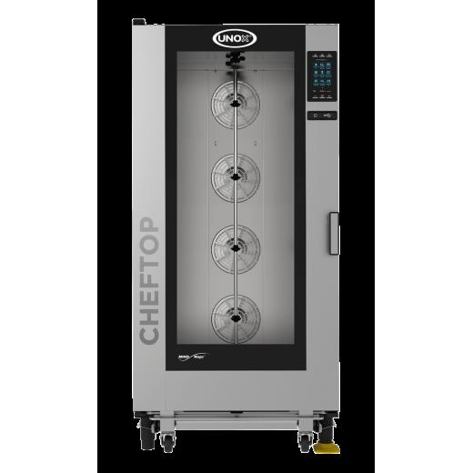 Пароконвекционная печь Unox XEVC-2021-EPR PLUS