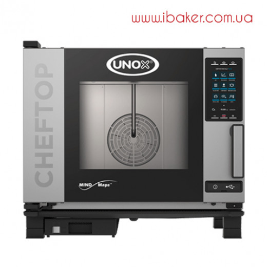 Пароконвекционная печь Unox XEVC-0511-EPR PLUS