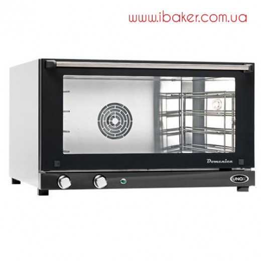 Конвекционная печь Unox XF 043 Domenica