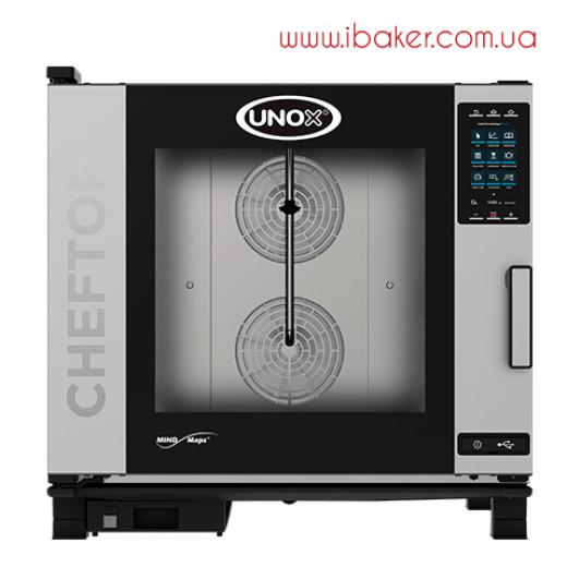 Пароконвекционная печь Unox XEVC-0621-EPR PLUS