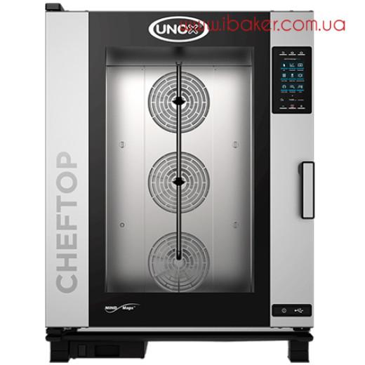 Пароконвекционная печь Unox XEVC-1021-EPR PLUS